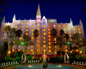 The Holiday Inn Resort Orlando – The Castle